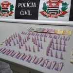 Jovens são flagrados traficando crack e cocaína em Guará
