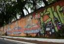 Lorena aposta em grafite para recuperar jovens