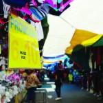 Câmara de Aparecida pede isenção de taxa para ambulantes e comerciantes