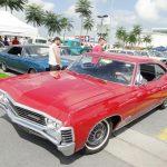 Encontro de carros antigos é atração neste fim de semana em Pinda