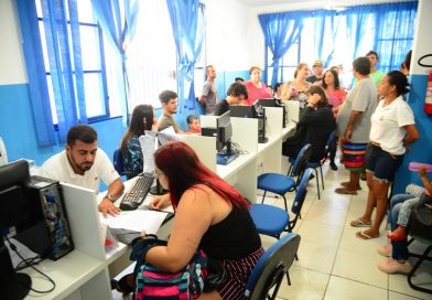 Caraguatatuba abre 110 vagas para Auxílio ao Desempregado