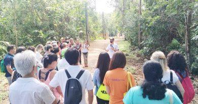 Pinda libera agendamentos para o Parque Municipal do Trabiju