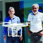 Pinda aprova uso de drones para fiscalização de áreas irregulares