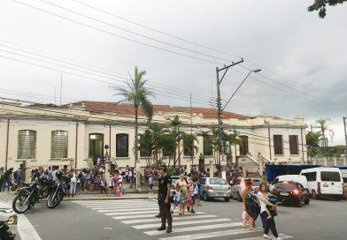 Por obra de restauração, alunos do Chagas Pereira são realocados em Aparecida