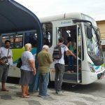 Após retirada de cobradores de ônibus das linhas rurais, Viva Pinda é notificada