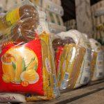 Ubatuba faz doação de setecentas cestas básicas para famílias carentes