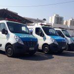 Pinda conta com três novas ambulâncias para transportar infectados por Covid-19