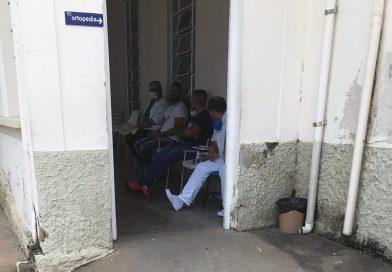 Santa Casa nega que pacientes estejam sem máscara em atendimentos