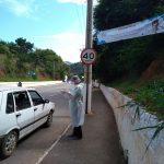 Com primeira morte em Piquete, novo coronavírus avança nas pequenas cidades da RMVale
