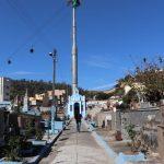 Cemitério da Santa Rita em Aparecida é fechado por 48 horas após morte suspeita de Covid-19