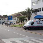 Santa Casa de Aparecida atinge 100% de ocupação de leitos de Covid-19 e transfere pacientes
