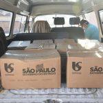 Lorena retira calabresa imprópria para o consumo de cesta básica estadual