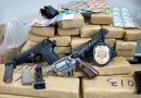 Megaoperação desmantela quadrilha de traficantes no Litoral