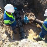 Sabesp inicia implantação de rede de água tratada em núcleo de Caraguá