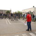 Funcionários da Incomisa fazem nova paralisação em Pinda