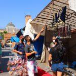 Testagem em massa com feirantes e ambulantes começa com 312 atendidos em Aparecida