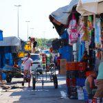 Com prazo até o fim de novembro, mais de duzentos ambulantes podem ter cassação da licença na feira de Aparecida