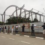 Construção de espaço para Feira do Artesanato na orla gera polêmica em Ubatuba