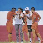 Manthiqueira se prepara para estreia na segunda divisão do campeonato Paulista