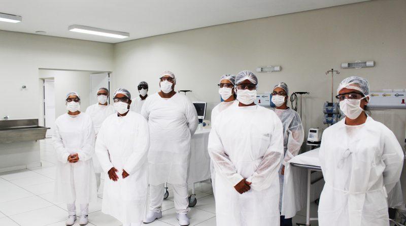 À espera da Coronavac, Pinda prepara estrutura de imunização contra a Covid-19