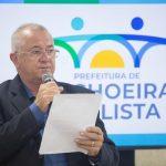 Mineiro cria Frente do Trabalho com cinquenta vagas em Cachoeira