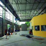 Com investimento de R$ 2,7 milhões, construção do Terminal Rodoviário de Moreira César entra na etapa de acabamento
