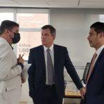 Em Brasília, Isael garante R$ 1,5 milhão para UBS Mantiqueira