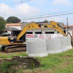 Prefeitura aposta em obras para evitar alagamentos no Araretama