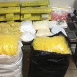 Baep apreende 29 quilos de drogas em Pinda