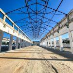 Cruzeiro altera feira de hortifrúti para prédio reformado