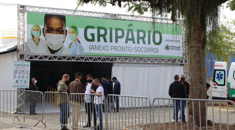 Para auxiliar no combate à Covid-19, Prefeitura de Pinda abre novo gripário