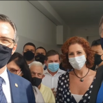 Em visita de Bolsonaro, deputada entrega repasse de R$ 1,9 milhão à Santa Casa de Guará