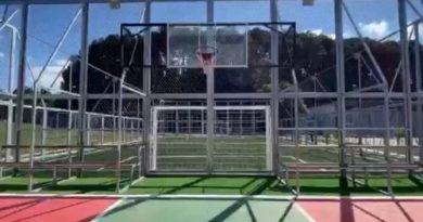 Guará é contemplada com programa esportivo estadual Areninhas