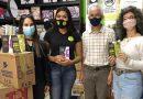Biblioteca de Pinda comemora setecentas doações de  livros em dois meses