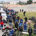 Em protesto, funcionários da Novelis paralisam produção em Pinda