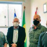 Cachoeira busca apoio por implantação de base do Corpo de Bombeiros