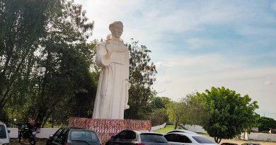 Santuário de Frei Galvão projeta entrega de primeira fase de novo espaço com festa em outubro