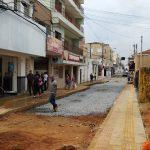 Após dois meses de obras, Pinda entra na reta final da revitalização da Rua dos Andradas