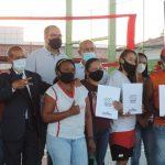 Novas escrituras e ampliação de quadra poliesportiva no Parque das Rodovias